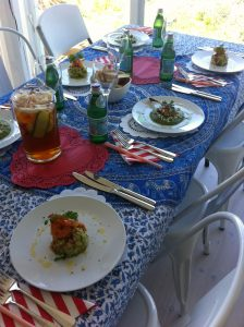 Al la carte meal